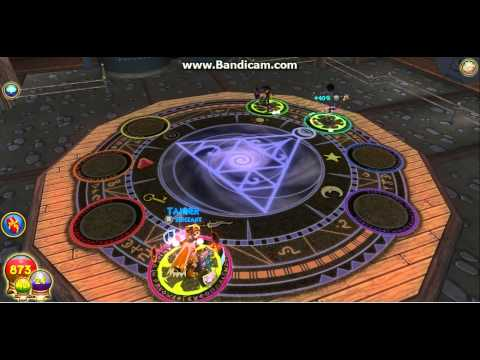 how to get to nostrand wizard101