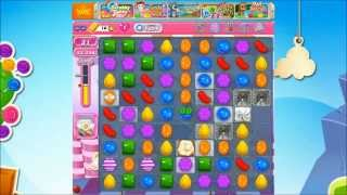Candy Crush Saga, Level 1324, No Boosters, Three Stars