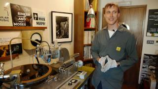 How to Cut Vinyl - Lacquer Cutting Lathe - Gearbox Records