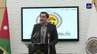 وزير النقل يؤكد استمرار شحن البضائع (20/3/2020)
