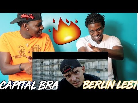 CAPITAL BRA - BERLIN LEBT (PROD.BY THE CRATEZ) - REACTION