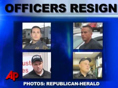 4 Pa. Cops Resign Amid Racism Probe