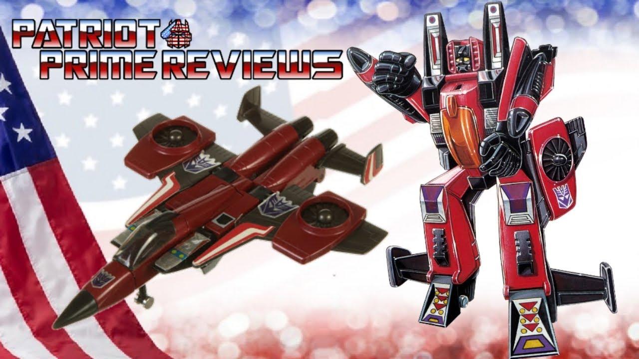 Patriot Prime Reviews G1 Thrust