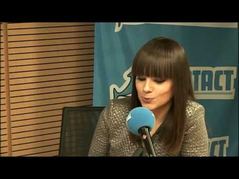 Alizée- Interview- Radio Contact