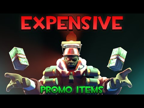 TF2: Expensive IRL Items = In-game Promos! [TF2 Hat Trivia]