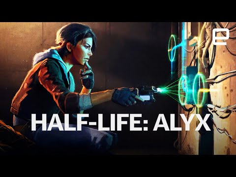 Half-Life Alyx review: The best VR game. Period.