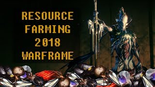 Video Warframe - Ultimate Resource Farming Guide (2018) download MP3, 3GP, MP4, WEBM, AVI, FLV Juli 2018