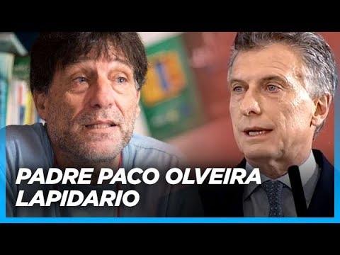 Deben renunciar. Prometieron bajar la pobreza y la multiplicaron Padre Paco Olveira