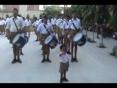 rss ghosh dand sanchalan