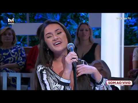 A banda brasileira Melim interpreta «Ouvi Dizer» - Você na TV