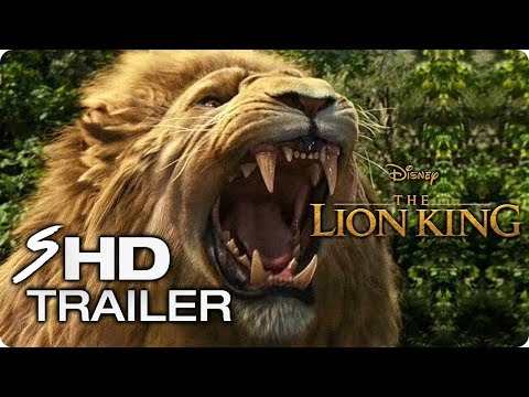 THE LION KING (2019) First Look Trailer Concept – Beyoncé Live-Action Disney Movie