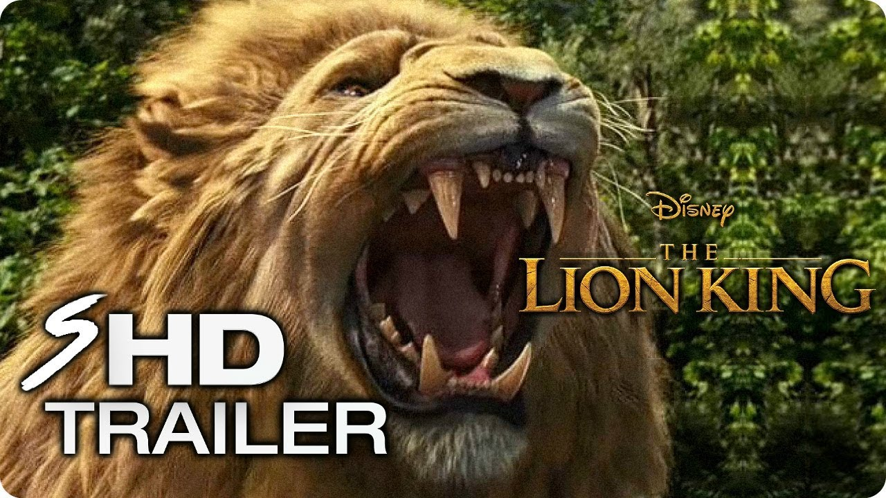 the lion king  2019  first look trailer