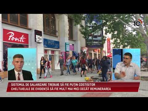 Ora Primarului, 9 septembrie 2017. Invitat Viorel Rusu