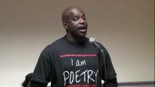 I am Poetry by Mike Guinn