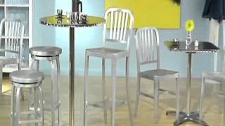 Euro Style Cafe Bar Chair