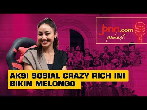 Jangan Mengaku Crazy Rich Jakarta Kalau Belum Bisa Seperti Monica Soraya
