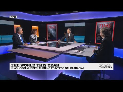 The World This Year: Our look back at 2018