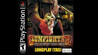 Gunfighter: The Legend Of Jesse James (2001) | Playstation Longplay (TAS)