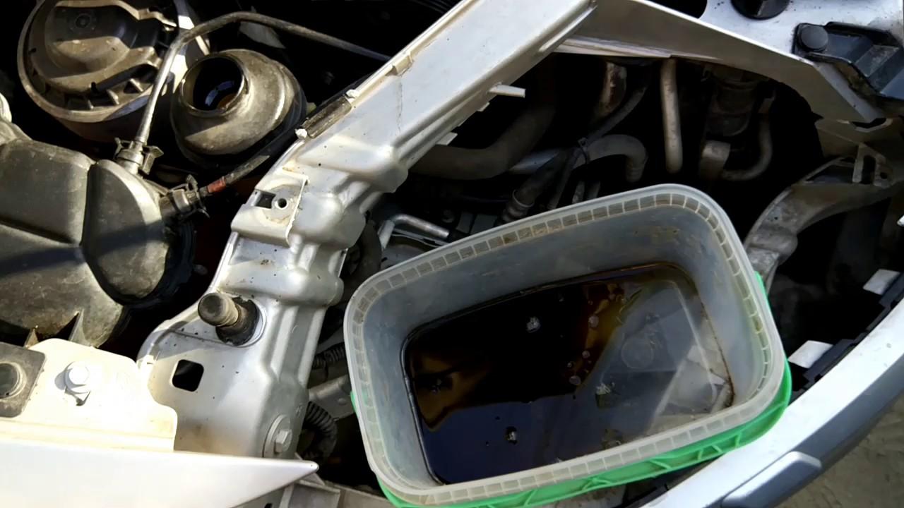 Замена масла форд мондео 4 своими руками фото 182