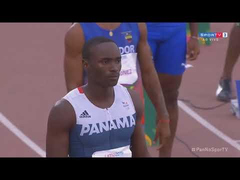 200m Masculino Final