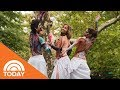 Women Gain Power Over Breast Cancer With Body Paint | TODAY