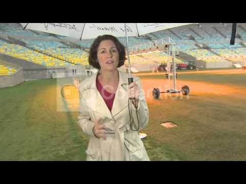 BRAZIL:MARACANA STADIUM NOT READY FOR WORLD CUP