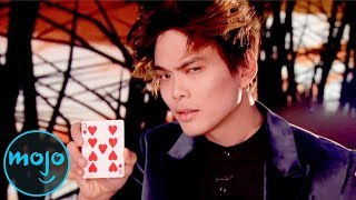 Top 10 Amazing Magicians on America's Got Talent