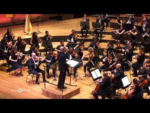 Ghadan (Tomorrow) | Suad Bushnaq-Syrian Exapt Philharmonic Orchestra اوركيسترا السوريين المغتربين