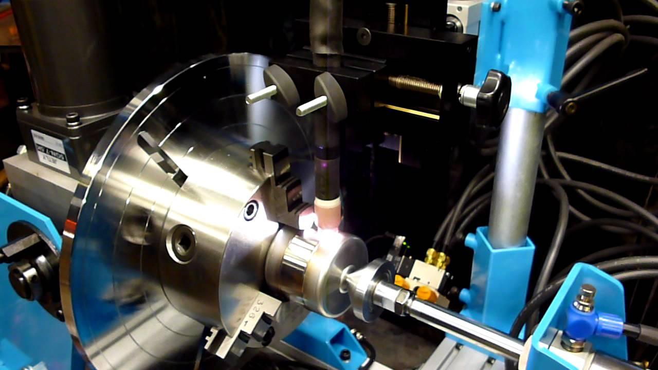 Welding Equipment Lathe Type Equipment With Welding