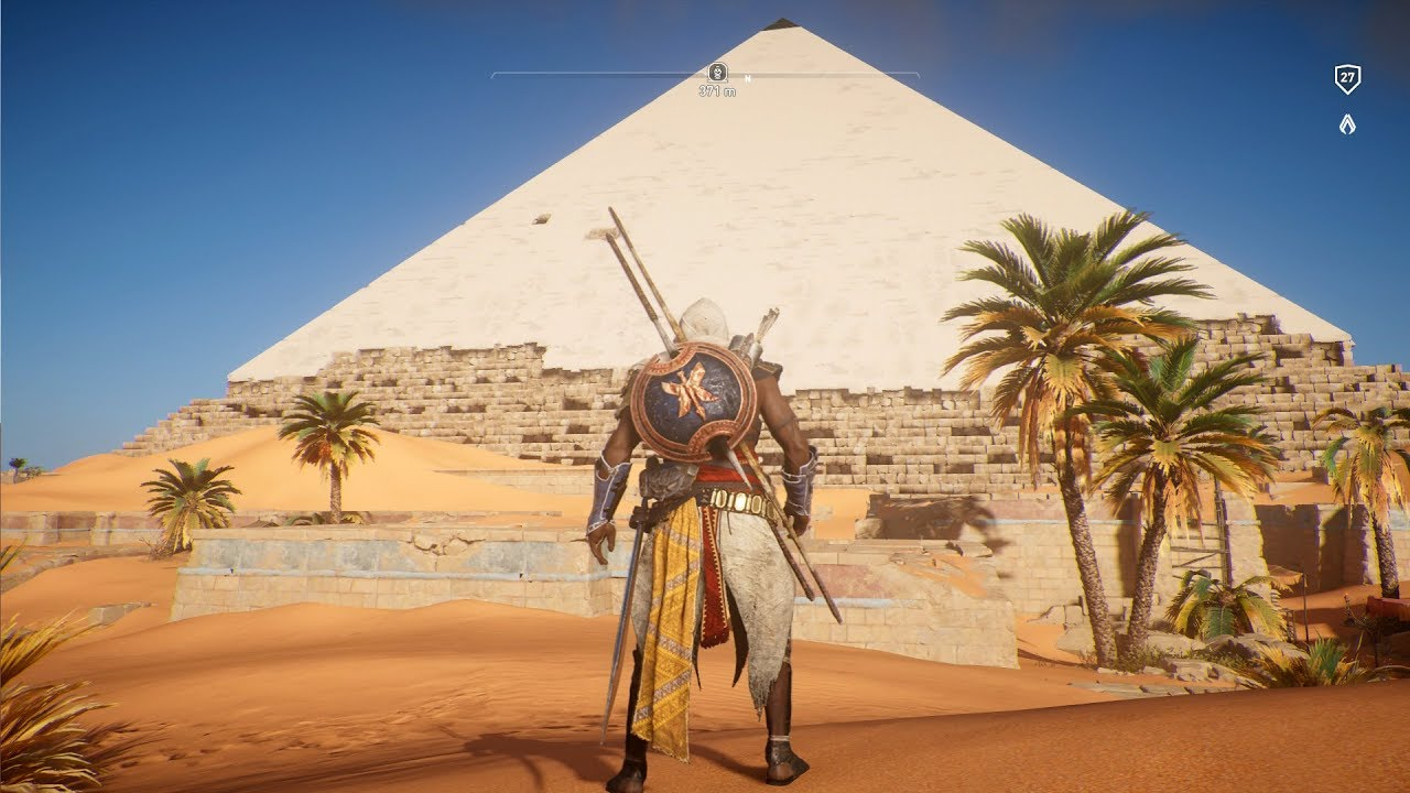 Assassin's Creed: Origins - Tomb of Khufu - Ancient Tablet ...
