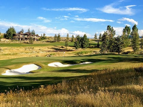 Every Hole At Glenwild Golf Club in Park City