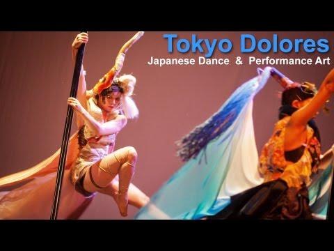 Tokyo Dolores - Japanese Dance, Performance Art & Fashion