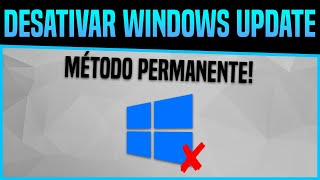 Windows 10 Atualizando sozinho? Veja como Desativar DE VEZ!