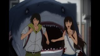 Gyo Tokyo Fish Attack 2012 Animation movies for kids