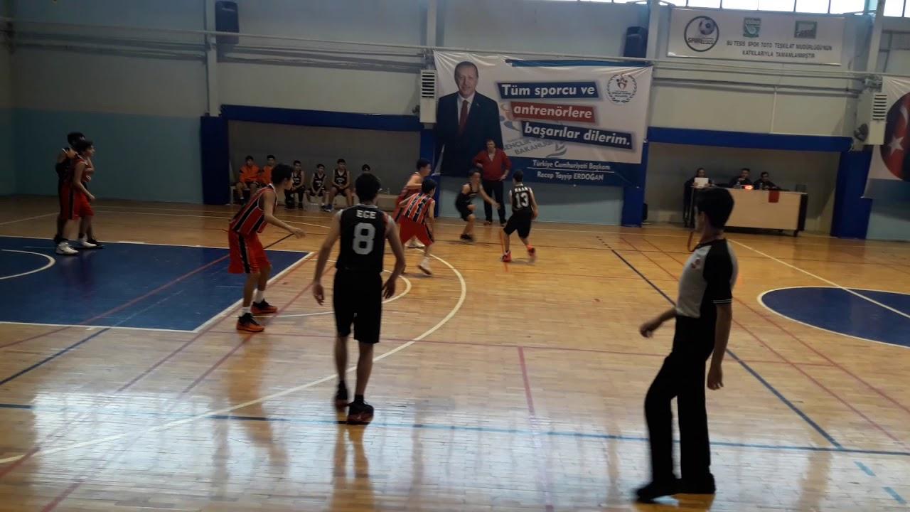 özel Evrensel Koleji Basketbol Takımı Iyi Hand Of çalismasi Youtube