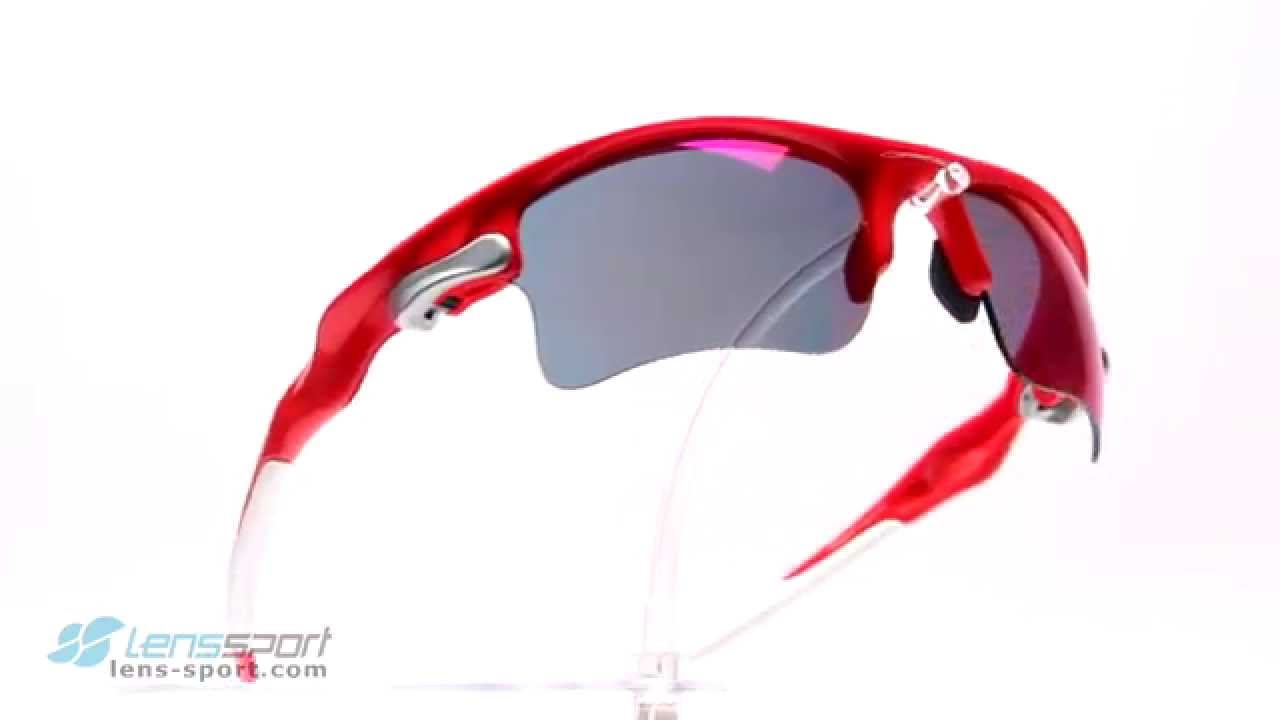 oakley fast jacket xl golf sunglasses  gafas deportivas oakley fast jacket xl infrared / positive red iridium & vr28
