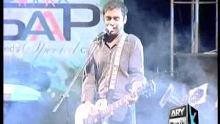 Call Laree Choote Live in Rock on Pakistan Event Karachi 13 Aug 09