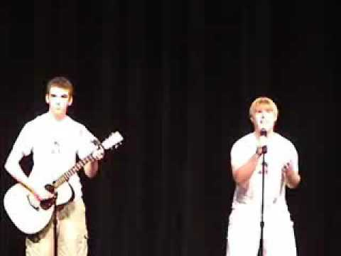 Wando High School Talent Show - Tenacious D Tribute
