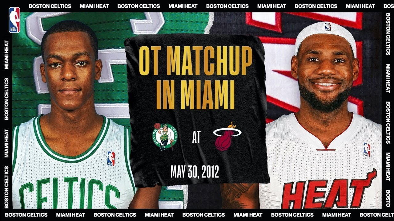 OT Thriller In South Beach | #NBATogetherLive Classic Game