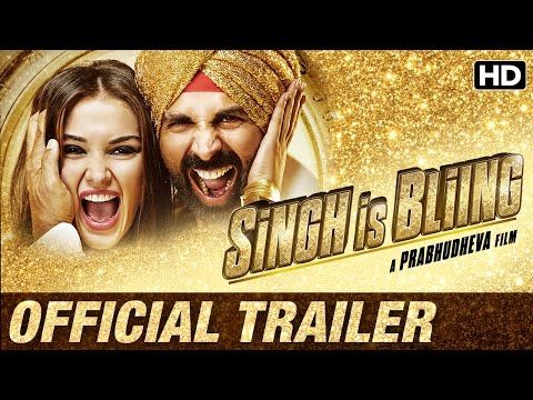 Singh Is Bliing (Official Trailer with...