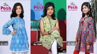 Latest Sha Posh Kids Dresses Collection | Fashion World