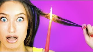 20 GREATEST HAIR HACKS EVERYONE SHOULD KNOW