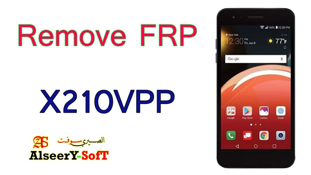 How to Bypass FRP LG X210VPP/Google Account