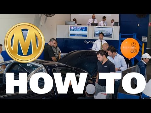 How to buy at Manheim Car Auctions