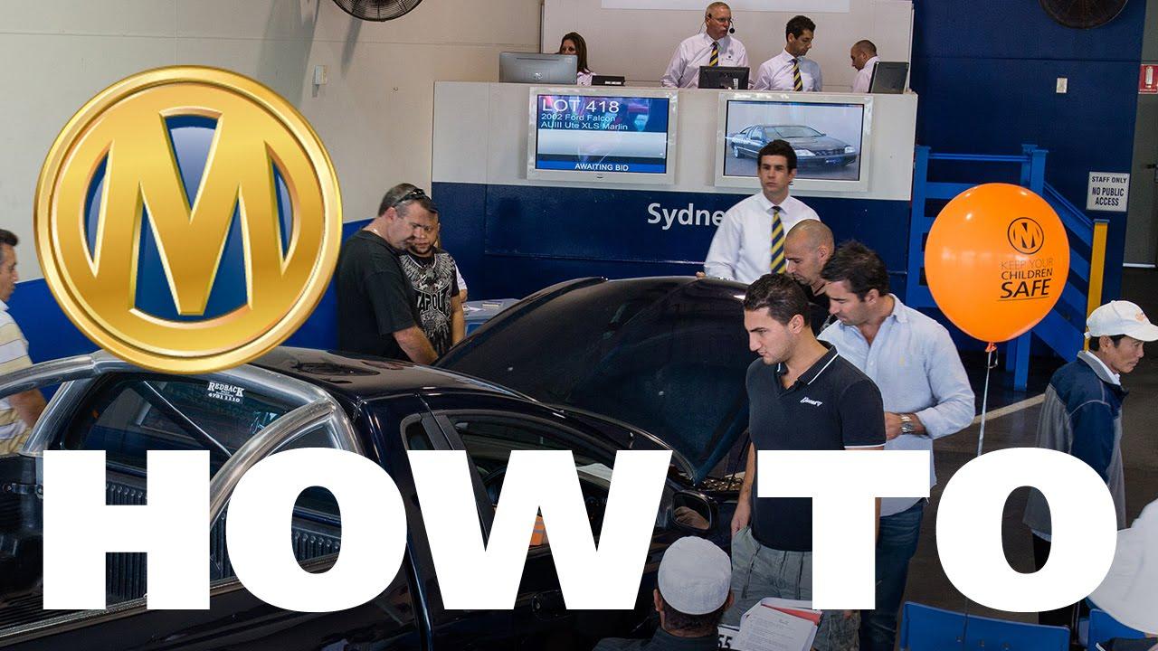 Manheim Car Auction: How To Buy At Manheim Car Auctions
