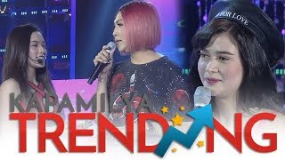 Ate Girl confronts Bela Padilla in front of Vice Ganda