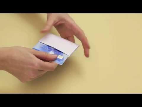 Kortholder - Brett og spar