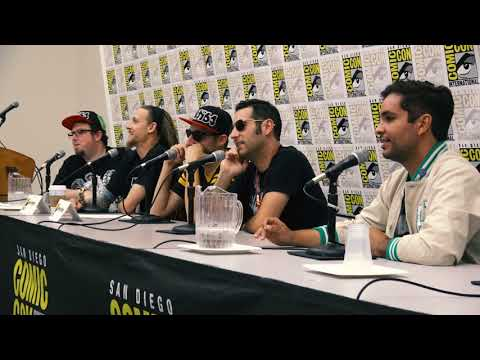 Mega64 San Diego Comic Con 2017 Panel Q&A