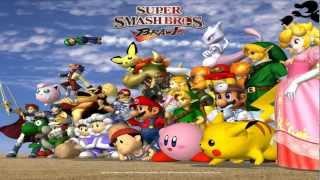 Super Smash Bros Brawl Theme Song | 1 Hour