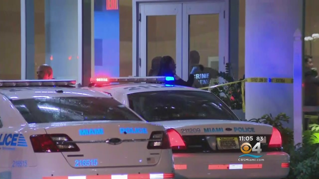 Deadly Shooting At Luxury Miami Condo Building
